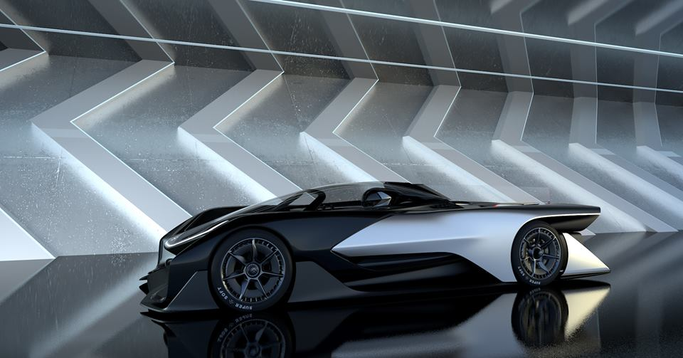 Concept Electric Car | Source: Faraday