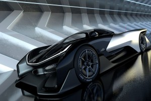 Faraday Future Hasn't Produced First Car but Wants Second Plant