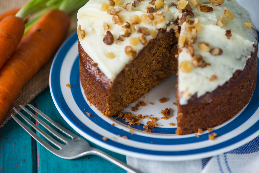 Cake Mix Doctor Carrot Cake