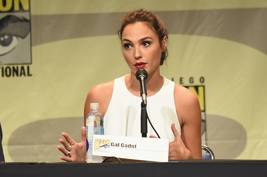 Actress Gal Gadot from 'Batman v. Superman: Dawn of Justice'   Kevin Winter/Getty Images