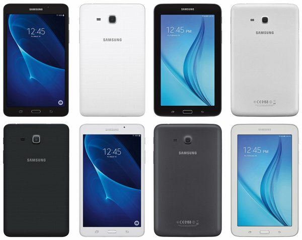 Samsung devices