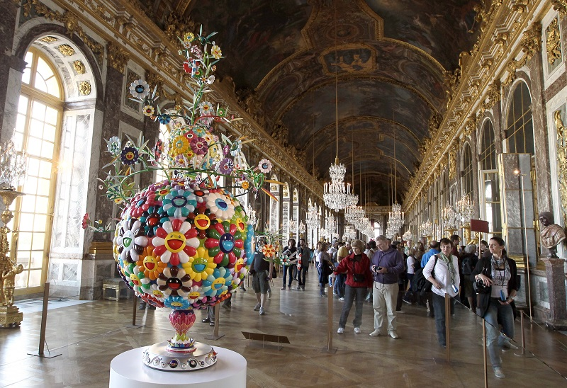 Versailles | Pierre Verdy/AFP/Getty Images