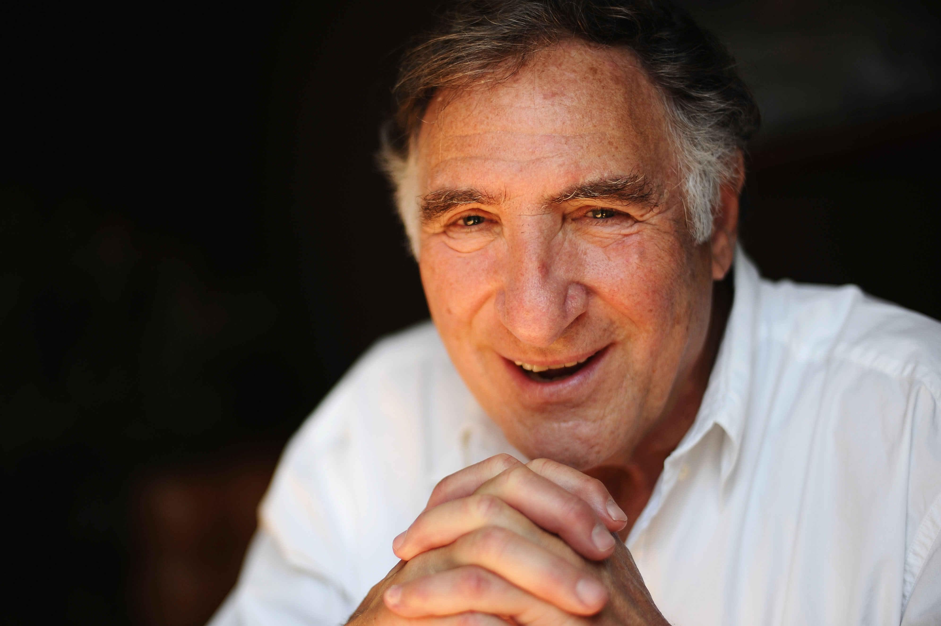 """CANNES, FRANCE - MAY 21: Actor Judd Hirsch from the film """"This Must Be The Place"""" poses for a portrait session at Plage Cherie Cheri during the 64th Annual Cannes Film Festival on May 21, 2011 in Cannes, France. (Photo by Ian Gavan/Getty Images)"""