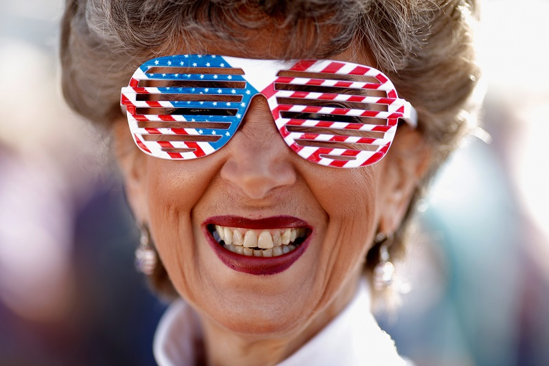 Baby Boomer supports America