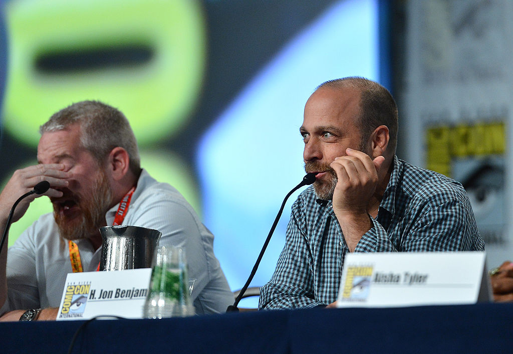 "Comic-Con International 2012 - ""Archer"" Screening & Q&A, H. Jon Benjamin"