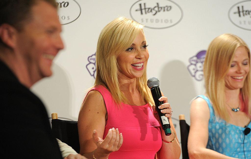 "Hasbro Studios' ""My Little Pony Equestria Girls"" Press Junket, Tara Strong"