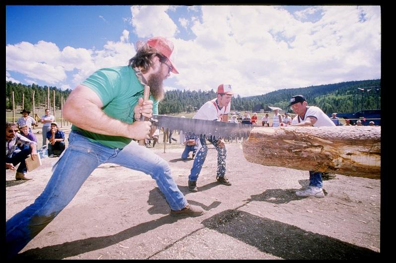 Lumberjacks and loggers