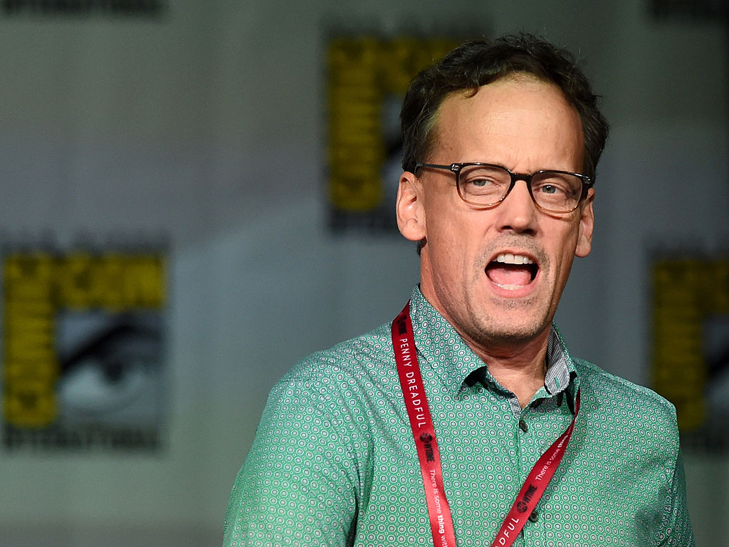 "FOX's ""American Dad"" Panel - Comic-Con International 2014, Dee Bradley Baker"
