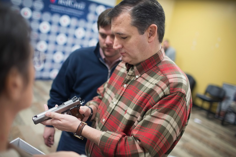 Ted Cruz and the Second Amendment