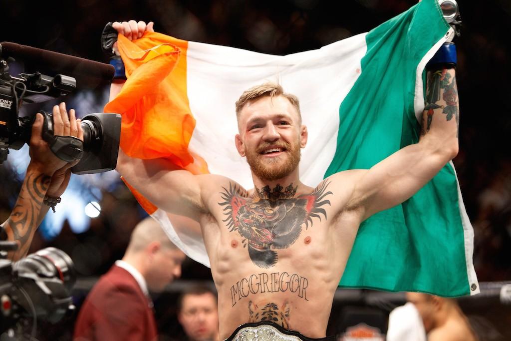 UFC 194: Aldo vs. McGregor   Steve Marcus/Getty Images