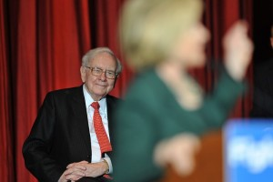 Warren Buffett: Here's What the Presidential Candidates Aren't Telling You