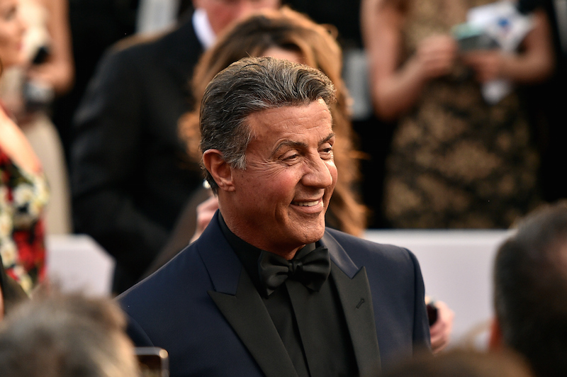 HOLLYWOOD, CA - FEBRUARY 28: Actor Sylvester Stallone attends the 88th Annual Academy Awards at Hollywood & Highland Center on February 28, 2016 in Hollywood, California. (Photo by Mike Windle/Getty Images)