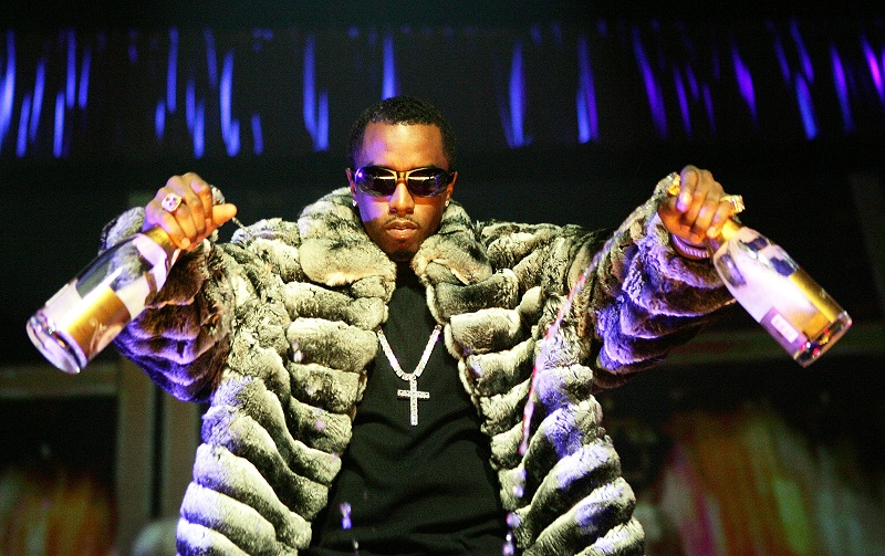 Powerful P. Diddy | Scott Gries/Getty Images for Universal Music