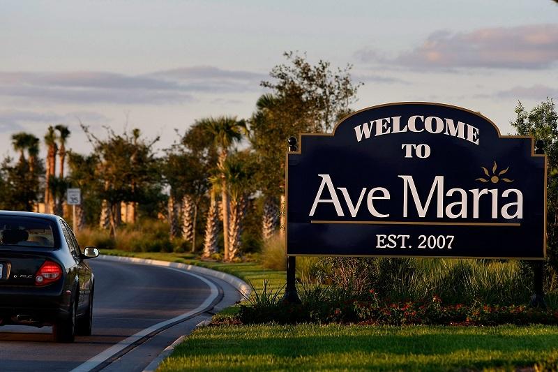 Ave Maria, FL | Joe Raedle/Getty Images