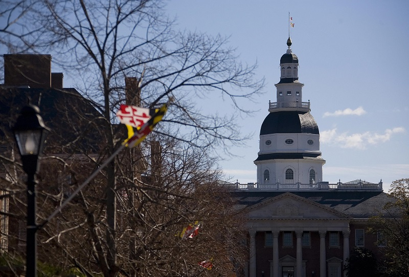 Maryland state capitol