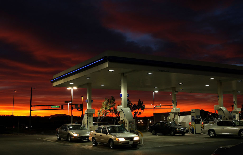Gas Station | Source: Justin Sullivan/Getty Images