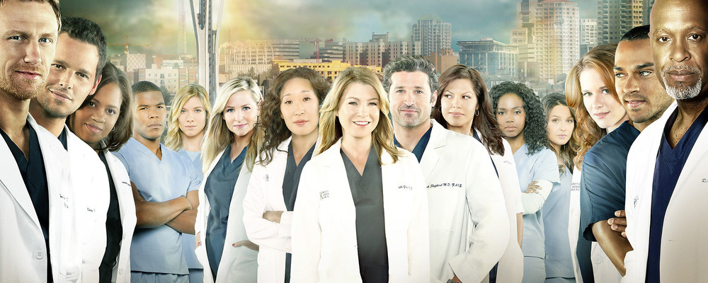 Grey's Anatomy, TV medical drama