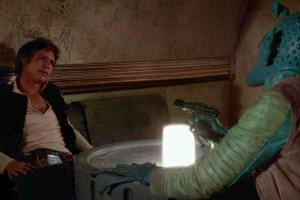 'Star Wars' Signals: Chewie Proves Han Shot First and More