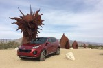 First Drive: Chasing a 350 Foot Serpent in the 2017 Kia Sportage