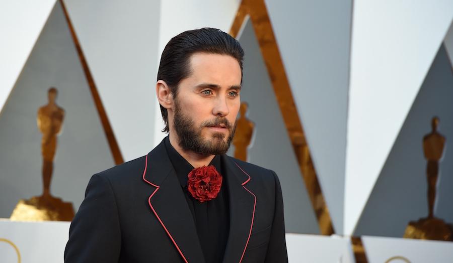 Jared Leto at Academy Awards