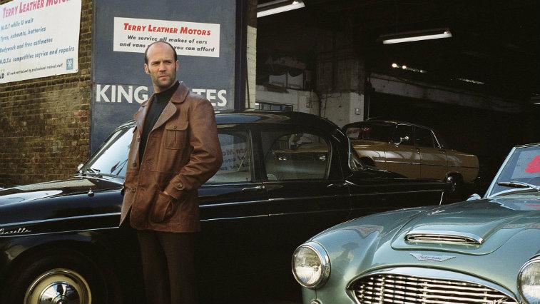 Jason Statham in The Bank Job