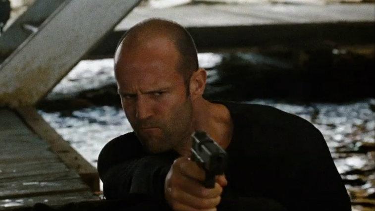 Jason Statham in The Mechanic