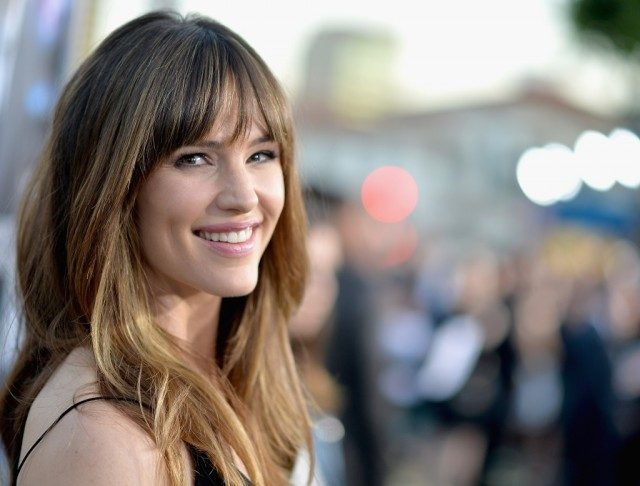 Actress Jennifer Garner.