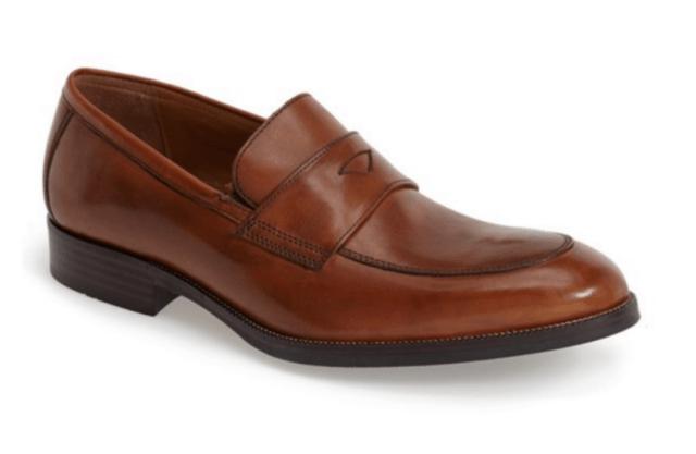 Johnston & Murphy loafers