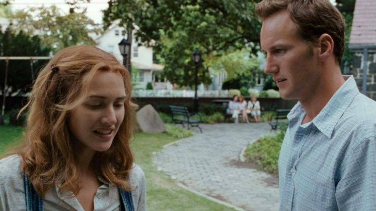 Kate Winslet and Patrick Wilson in Little Children