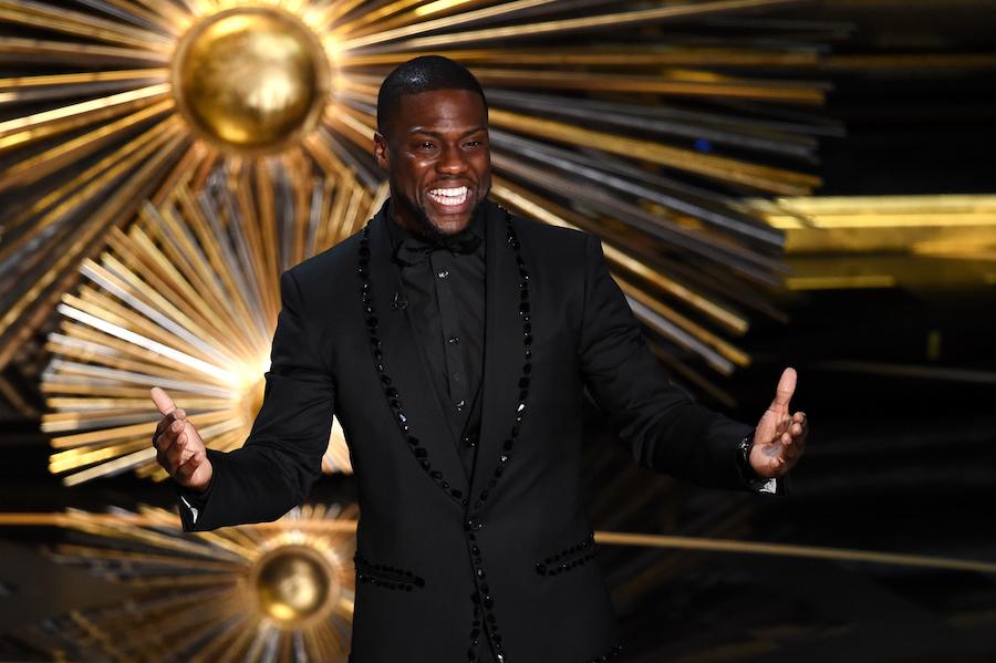 Kevin Hart at Academy Awards