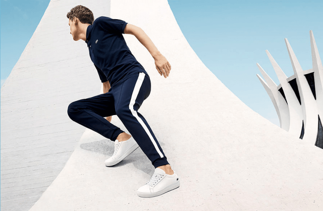 Lacoste classic activewear
