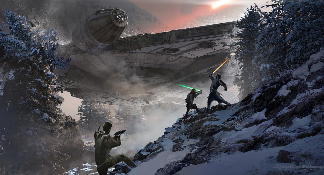Star Wars - Concept Art