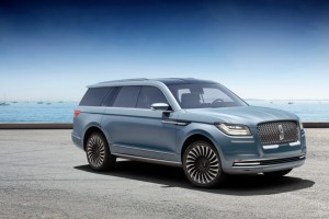 The Future Looks Bright for the Lincoln Navigator