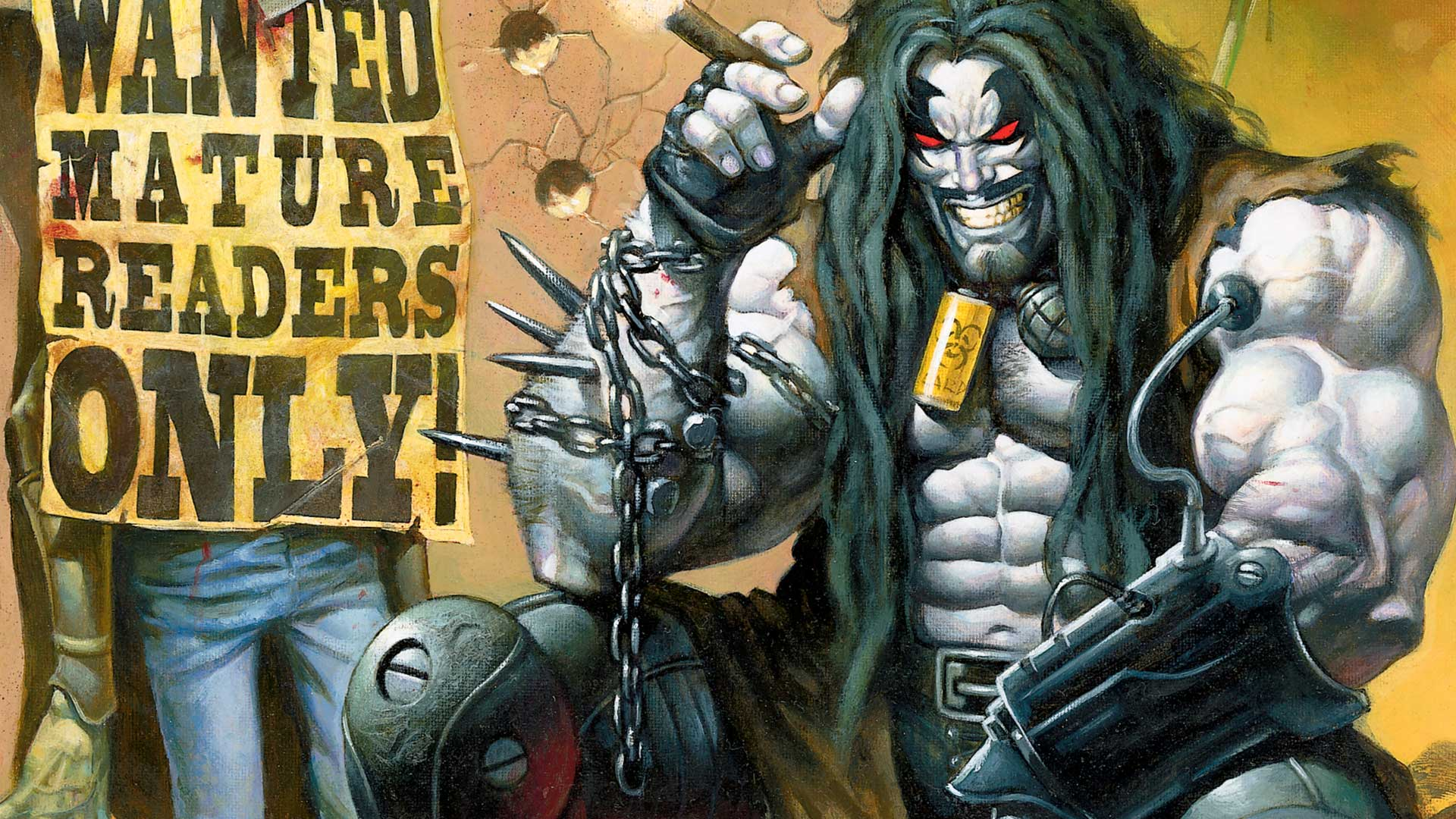 Lobo Movie - DC Comics / Warner Bros.