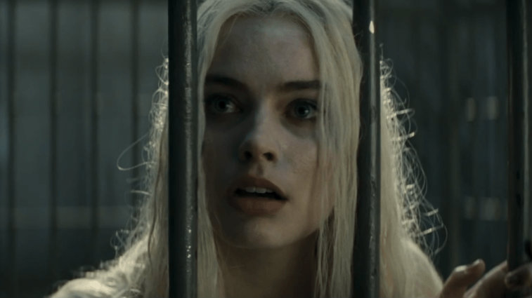 Margot Robbie in Suicide Squad