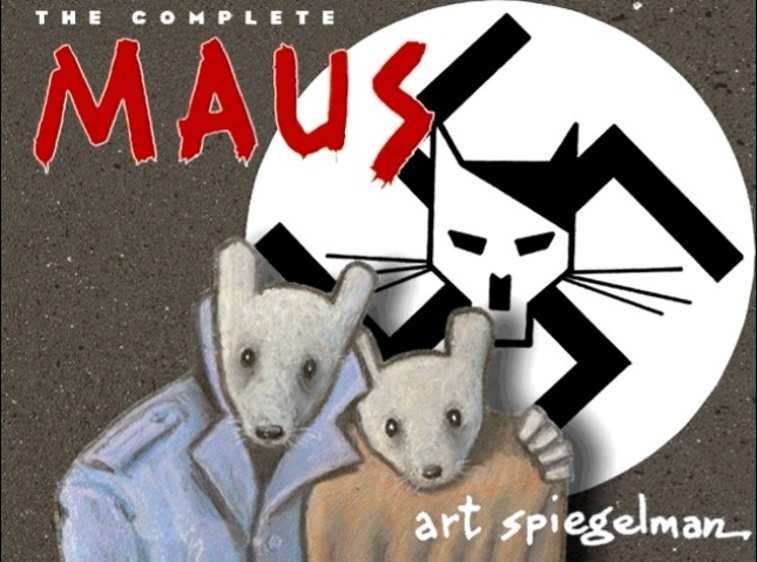Maus, graphic novel