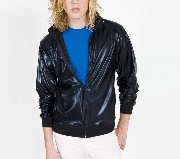 Men's glossy jacket from Overstock.com