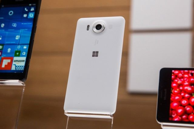 Microsoft's Lumia 950 is powered by Windows 10