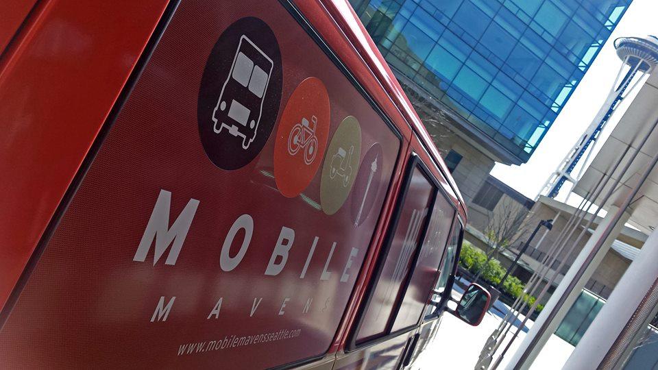 Mobile Mavens food truck