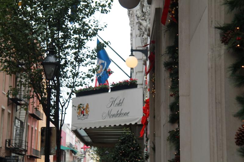 Hotel Monteleone in New Orleans