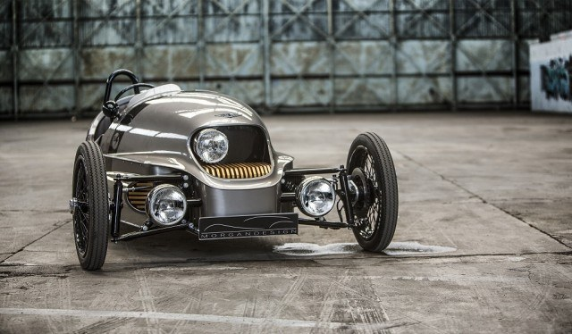 The Morgan EV3: A Steampunk Approach to Electric Cars