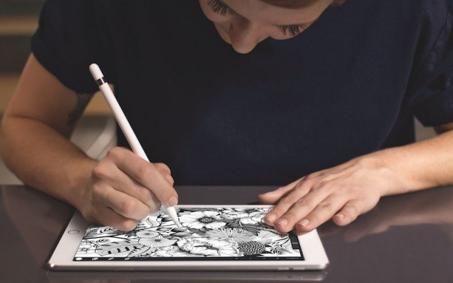 Apple introduced the new 9.7-inch iPad Pro at an event on March 21