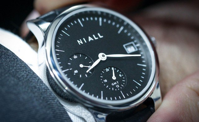 Niall GMT watch