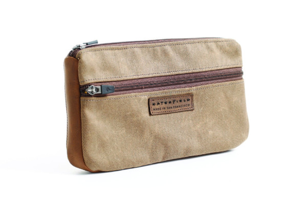 Padded gear pouch