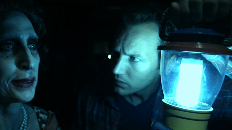 Patrick Wilson in Insidious2