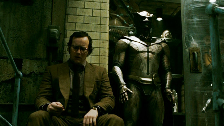 Patrick Wilson in Watchmen