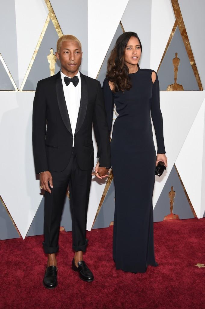 Pharrell at Academy Awards