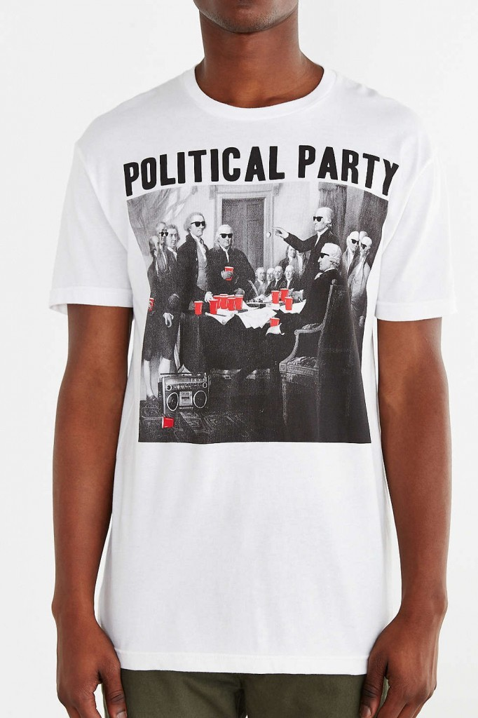Political Party T-Shirt