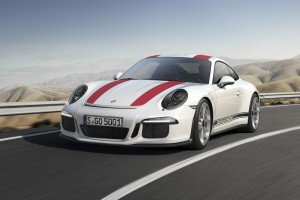911 R: The Porsche Driving Experience, Distilled