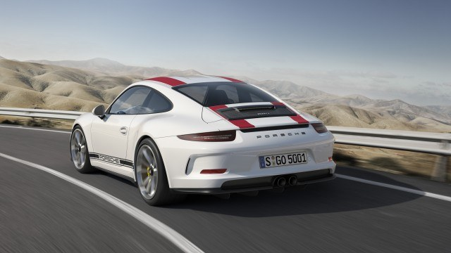 The 911 R is one of the rarest and most Spartan Porsches ever engineered | Porsche